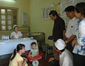 Phòng chống suy dinh dưỡng cho trẻ: Bắt đầu từ mỗi gia đình