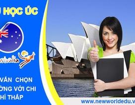 Du học Úc- Chọn trường Visa ưu tiên với chi phí thấp