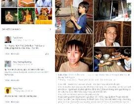 Ăn cắp bài nhân ái báo Dân trí, đưa tài khoản riêng lên Facebook gom tiền