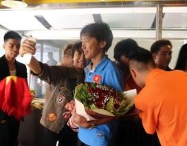 Cơn sốt vé xem đội tuyển Việt Nam tại Đài Loan