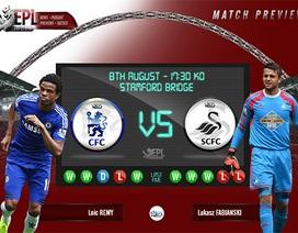 Chelsea - Swansea: Khởi đầu một giấc mơ