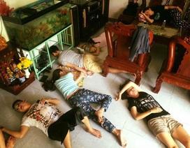 Bán sức trên phim trường: Ăn bờ ngủ bụi