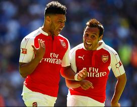 Arsenal: Vẫn cần thêm tiền đạo