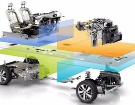 Xu hướng chế tạo ô tô theo dạng mô-đun