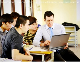 Học Quản lý kinh doanh-ĐH York St John (Vương quốc Anh) ngay tại VN