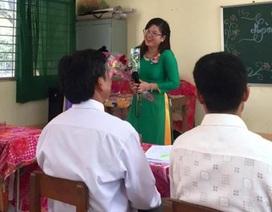 Địa phương xin lỗi cô giáo chê cầu sập trên Facebook