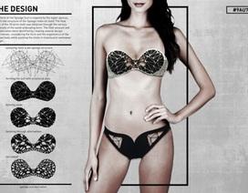 Bikini kiểu mới giúp bảo vệ môi trường