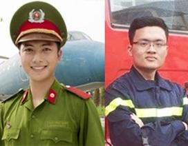 Những sinh viên cảnh sát tài năng