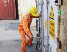 Ngành Hải quan kiên quyết xử lý hàng tồn đọng tại cảng biển