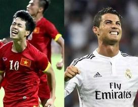 Công Phượng lỡ cơ hội sang Anh gặp C.Ronaldo
