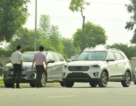 Hyundai Creta chuẩn bị ra mắt tại Việt Nam