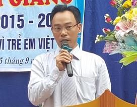 Hiệu trưởng ĐH Bách Khoa dự lễ khai giảng tại ngôi trường nhiều kỷ niệm