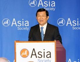 Chủ tịch nước: Hoàng Sa, Trường Sa là của tổ tiên Việt Nam, không gì tranh cãi!