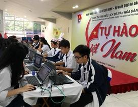 """Cuộc thi """"Tự hào Việt Nam"""": Chung kết cấp tỉnh, thành diễn ra vào ngày 13/12"""
