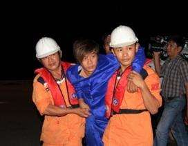 Thuyền trưởng tàu cứu nạn kể lại 3 tiếng quần thảo với tàu Trung Quốc