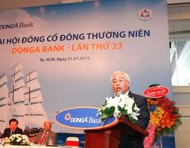 DongA Bank cam kết đảm bảo tốt tính thanh khoản
