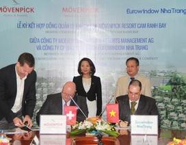 Đại gia khách sạn Mövenpick quản lý resort thứ 2 của Eurowindow Nha Trang