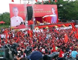 Dấu mốc lịch sử với Myanmar
