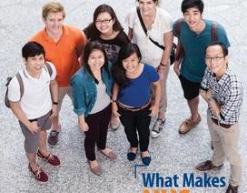NUS báo cáo Học bổng Cử nhân tại Hà Nội (30/8) và TPHCM (5 & 6/9)