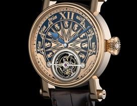 Từ chiếc đồng hồ đắt giá, nghĩ về biểu tượng quốc gia