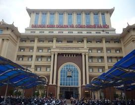 Trường ĐH Kinh doanh và Công nghệ HN được đào tạo ngành... y khoa, dược