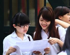 Hàng loạt trường ĐH phía Bắc công bố mức điểm nhận hồ sơ xét tuyển