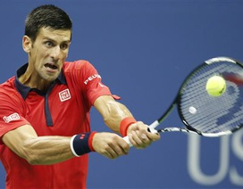 Djokovic tiếp tục phong độ thăng hoa