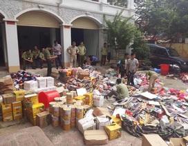 Bắc Giang tiêu hủy nhiều đồ chơi kích dục và bạo lực