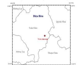 Điện Biên: Đồ đạc rung chuyển, người nghiêng ngả vì động đất