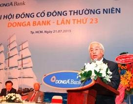 """Ngân hàng Nhà nước """"kiểm soát đặc biệt"""" DongA Bank"""