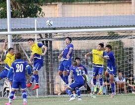Đội tuyển Việt Nam luyện dứt điểm chờ đấu Iraq, Thái Lan