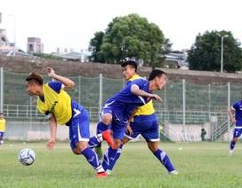 """Đội tuyển Việt Nam tích cực """"luyện công"""" chờ đấu Đài Loan"""