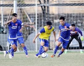"""Trọng Hoàng: """"Cầu thủ chấn thương từ CLB, không phải do HLV Miura"""""""