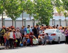Chủ quản xưởng TQ nhục mạ công nhân Việt: Hành động nóng