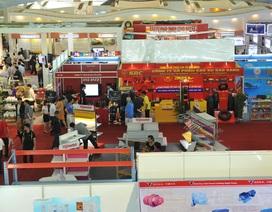Sáng mai, khai mạc Hội chợ Vietnam Expo 2015