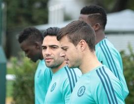 Terry, Falcao trở lại tập luyện cùng Chelsea