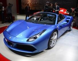 488 Spider - Chuẩn mực thiết kế mới của Ferrari