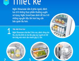 Những lợi ích khi dùng tủ lạnh to