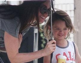 Hình ảnh dễ thương của Megan Fox và con trai