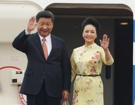 Chủ tịch Trung Quốc Tập Cận Bình và Phu nhân đã đến Hà Nội