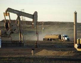 Giá dầu bất ngờ tăng lên mức cao nhất trong 2 tuần