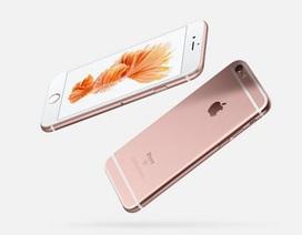 Apple mở bán iPhone 6S, 6S Plus, phiên bản màu vàng hồng cháy hàng