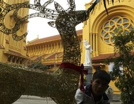 Ngắm các nhà thờ ở Thủ đô trước đêm Giáng sinh