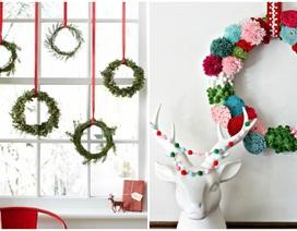 """Những ý tưởng trang trí nhà cho lễ Giáng sinh kiểu """"ngon, bổ, rẻ"""""""