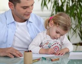 Những khoảnh khắc đáng yêu giữa cha và con gái