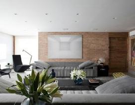 Mẫu thiết kế căn hộ cho gia đình 4 người hiện đại và cá tính