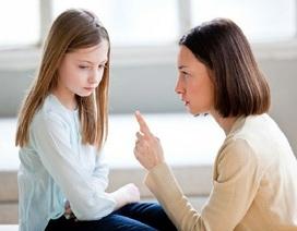 10 điều cha mẹ cần lưu ý khi phê bình con trẻ