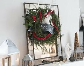 Bí quyết cho không gian nhỏ tràn ngập không khí Giáng sinh