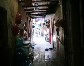 Hà Nội: Cư dân khu tập thể H36 chờ sập tiếp tục kêu cứu