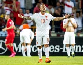 Hà Lan thảm bại trên sân Thổ Nhĩ Kỳ